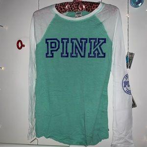 Pink Victorias Secret tee nwt